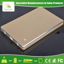 High efficient Dual usb output 20000mah power bank external battery for asus a32-f5
