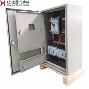 XL-21 3 phase electrical distribution board