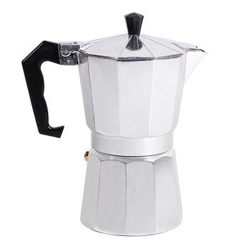 Aluminum Mocha Espresso Percolator Pot
