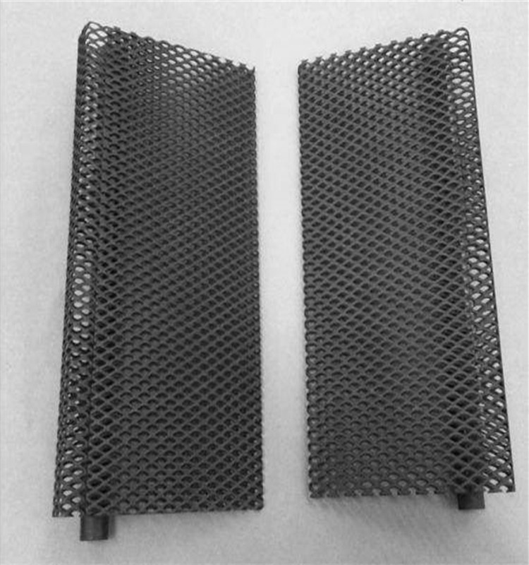 Сетка с титановым покрытием и титановой пластиной с иридиевым покрытием 40 60 80