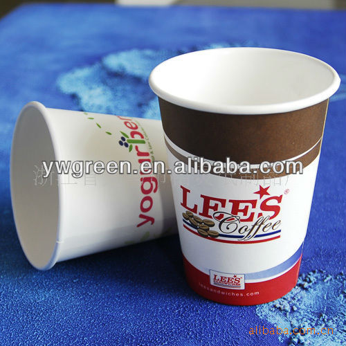 yiwu green cup/6 oz cups/tea cup paper