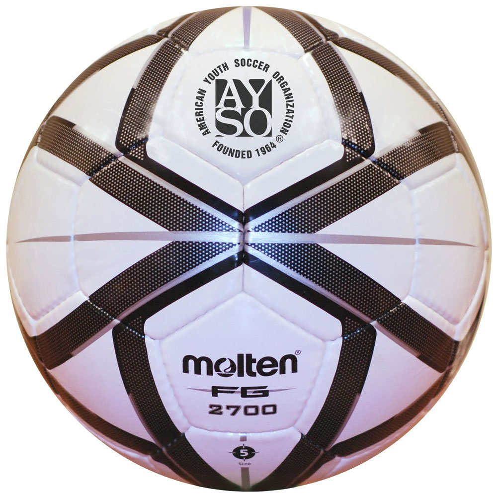 b02ad7717 Get Quotations · Molten AYSO FG Design Soccer Ball