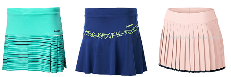 wholesale custom  pattern women sex girl pleated tennis skirt