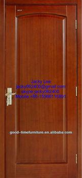 Elegant Wooden Grain PVC Faced MDF Morgan Interior Doors