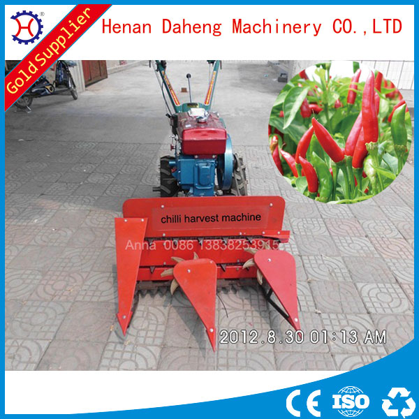 farm machinery multi-functional chili harvester machine