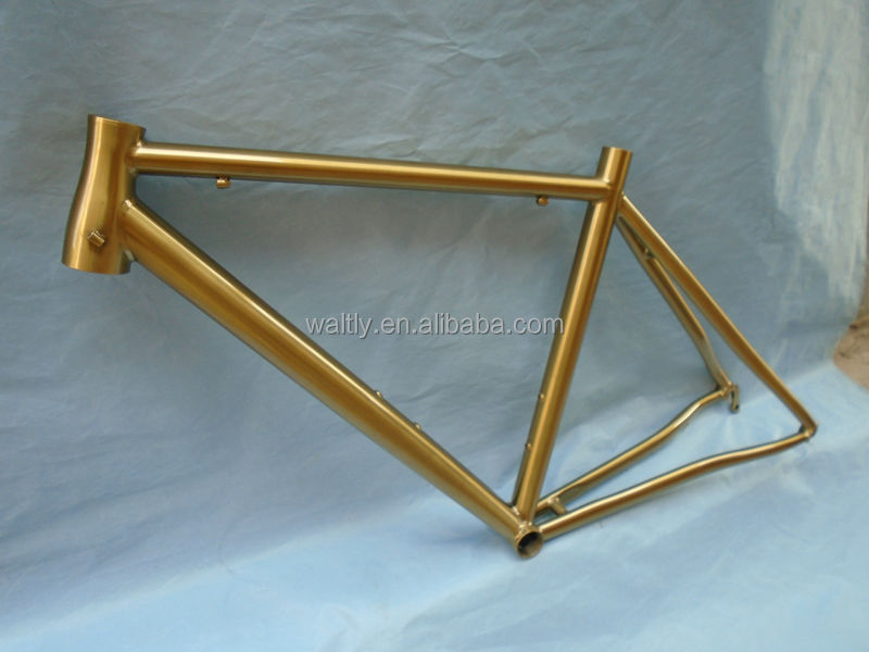Custom Design Titanium Bicycle Frames Road Bike Frame For Sale - Buy ...