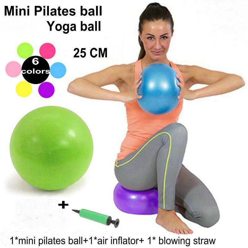 Balance Ball For Weight Loss: 25 Cm New Balance Women Body Toner Stability Fitness Bosu