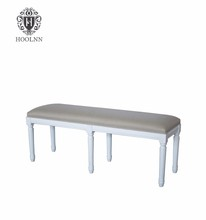 French stylish bench for bedroom HL223