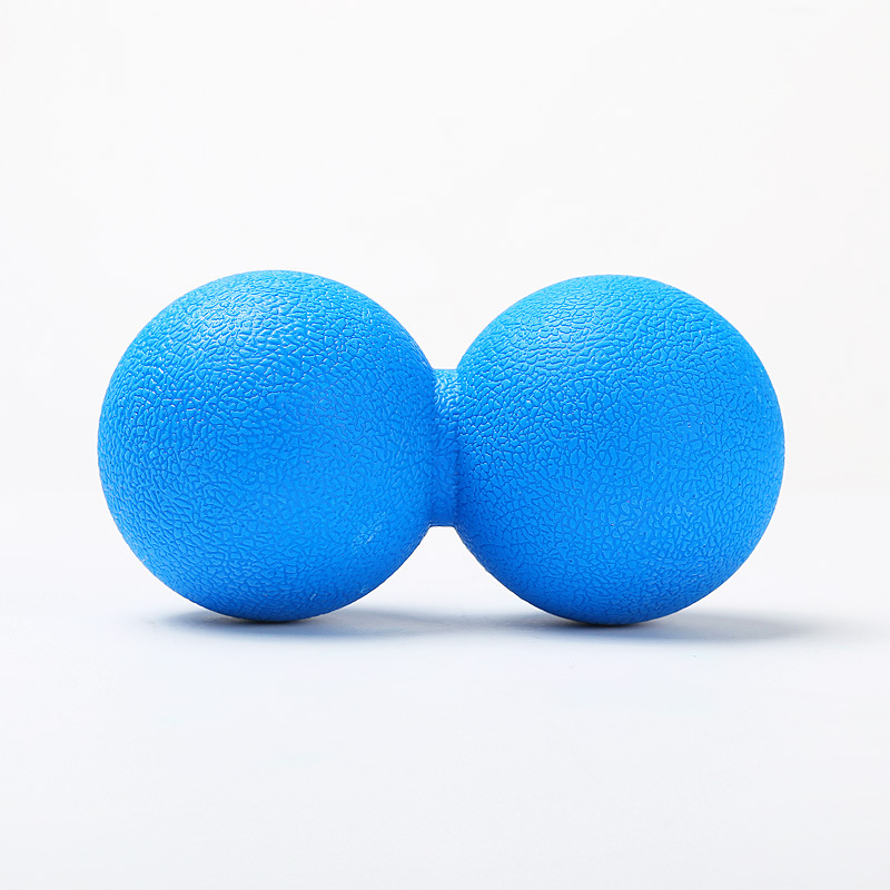 Factory Price fitness massage TPE rubber lacrosse ball Self Back Massager