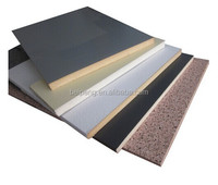 High R value XPS insulation boards/panels under concrete slabs