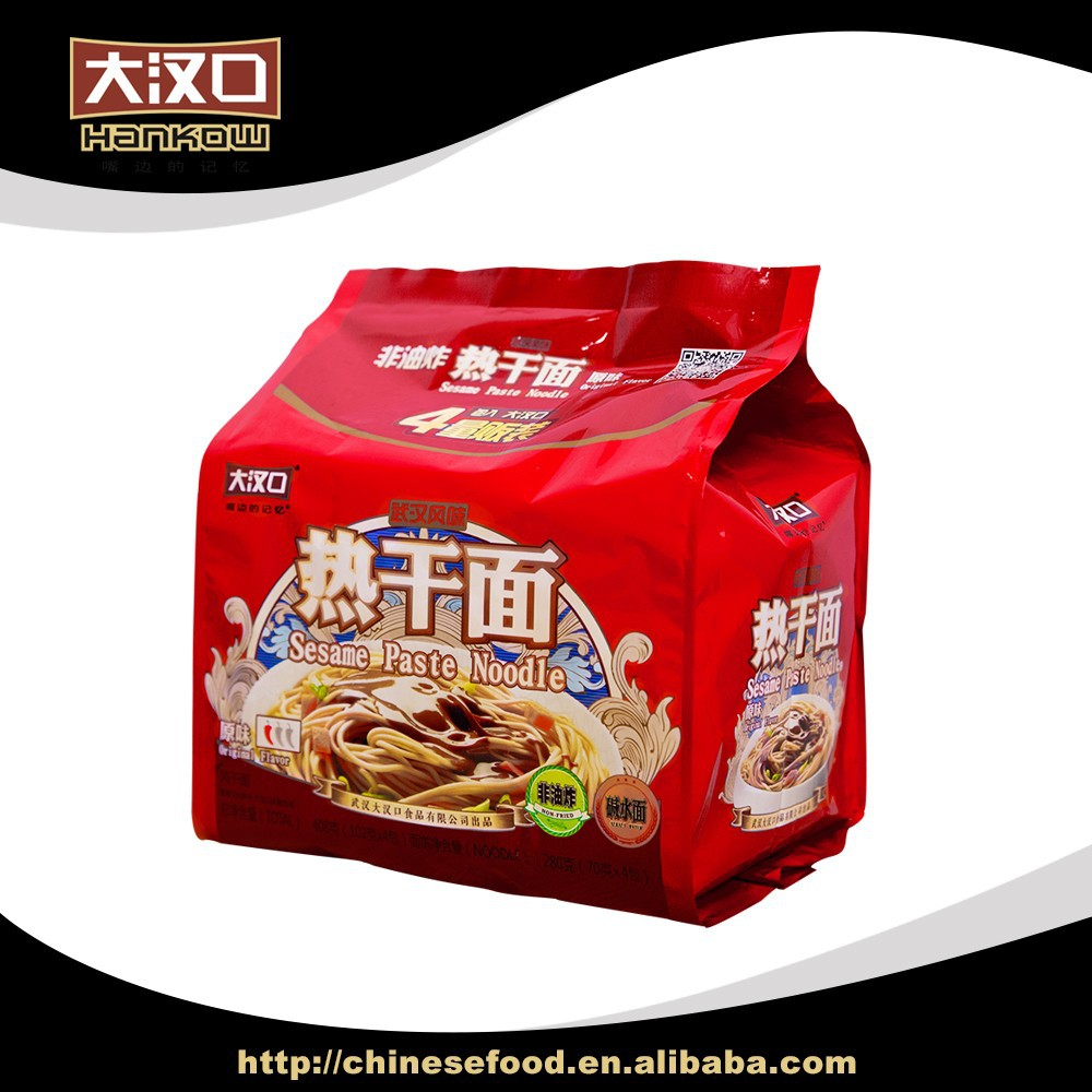 Hot exporter instant cabbage and noodles