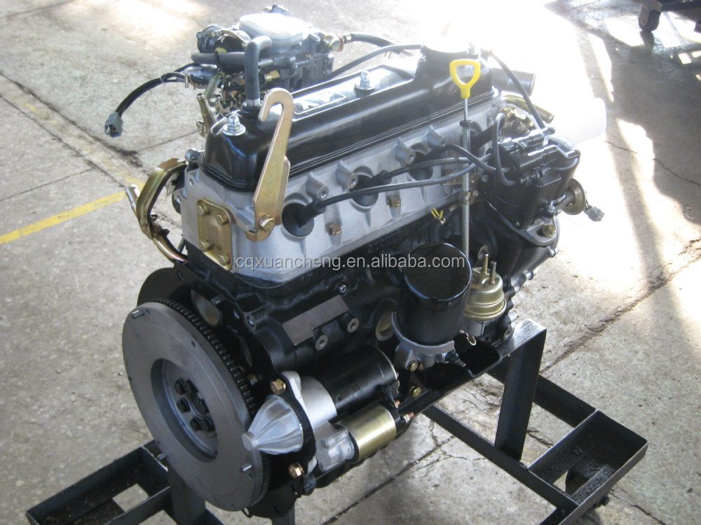 diesel engine for toyota 3y  4y engine complete