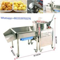 High production and various flavours ball shape popcorn machine