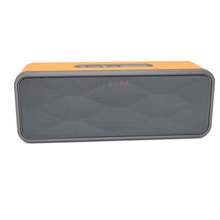 Handsfree function wireless stereo blue tooth cube speaker