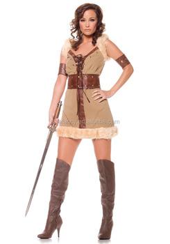 Female Viking Fantastic Lady Wholesale Women Halloween Costume Qawc 8692    Buy Viking Costume,Lady Costume,Women Halloween Costume Product On ...