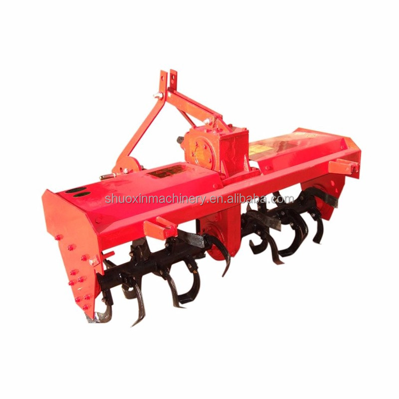 Farm equipment agriculture tractor rotary rotavator for farm