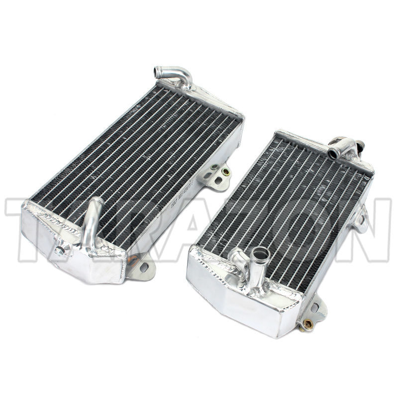High quality and new product motocross radiators for KTM EXC 400 450