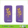 New designed mobile phone case in hollow flower for iphone