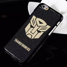 Super Hero matte phone case For iphone 6,frosted hard bling back cover for iphone6 4.7