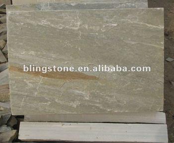 Copertura grigio ardesia bordo pietra naturale per pavimentazione