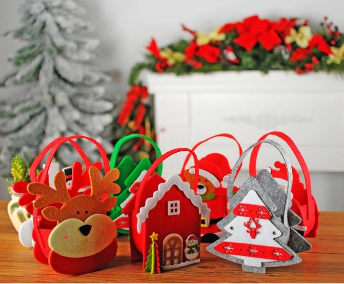 Venta al por mayor bolsas de dulces navidad compre online - Adornos navidad por mayor ...