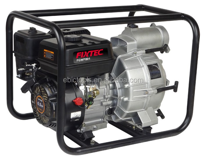 FIXTEC power tool elektrische benzine waterpomp
