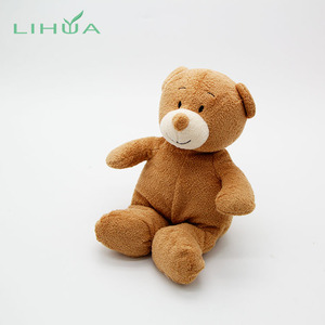 Wholesale Custom 20cm Cute Mini Plush Stuffed Teddy Bear