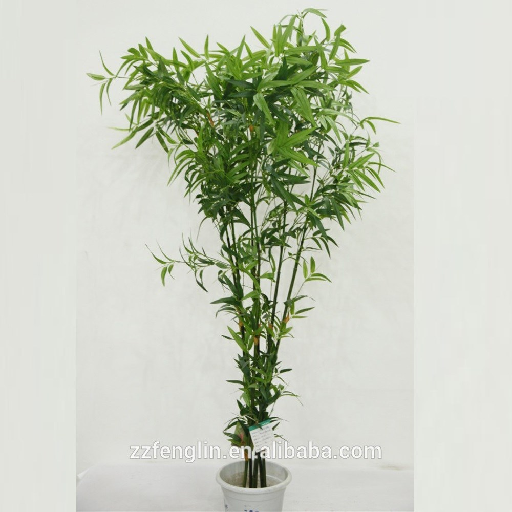 Decorative Indoor Trees Cheap Artificial Bamboo Plants Indoor Cheap Artificial Bamboo