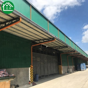 high quality steel hall building prefabricated warehouse for sale/used steel structure warehouse with high quality