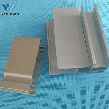 High quality kitchen cabinet glass aluminum profile with low price