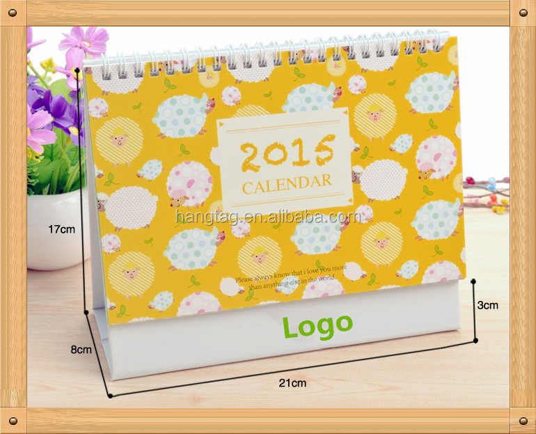 2016 Cute Design Wall Calendar,digital Wall Decoration Calendar,desk Calendars  Creative Design