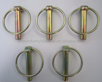 Hitch Pin/ Lynch Pin /safety Pin - Buy Safety Lynch Pins,Tractor ...