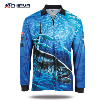 Cheap wholesale Sublimation mens long sleeve polo shirt with pocket