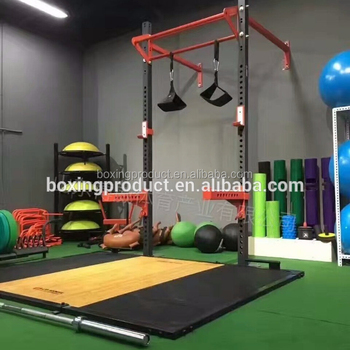 Multifunctional Fitness Weightlifting Equipment Power Rack