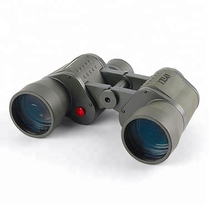 98-7x50 Optics Lens Military Binoculars For Travel Long Distance Range Wide Angle Telescope