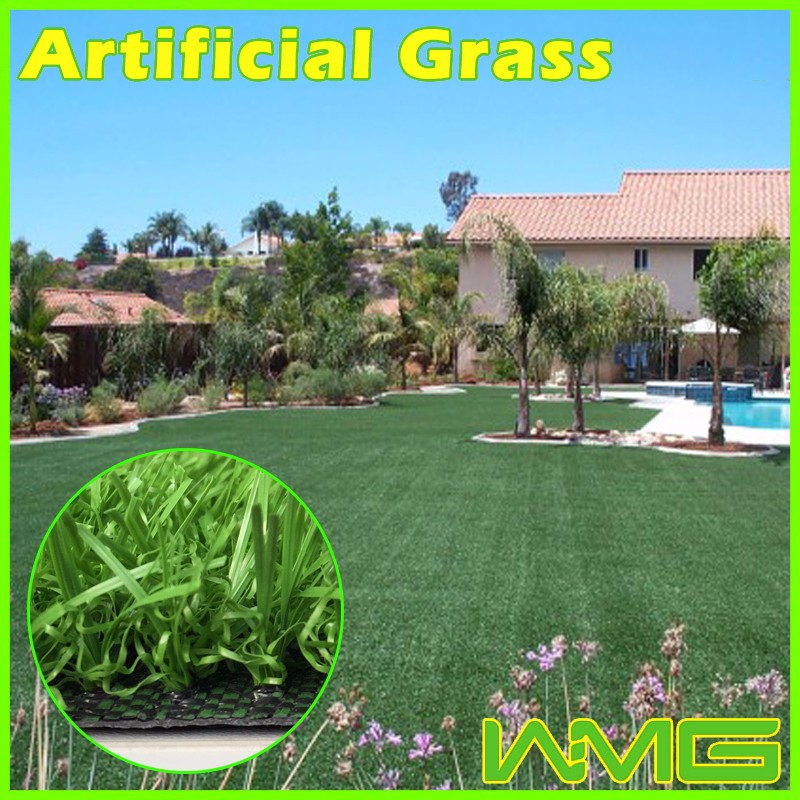 Factory Wholesale recycle artificial grass looks like natural grass beautiful