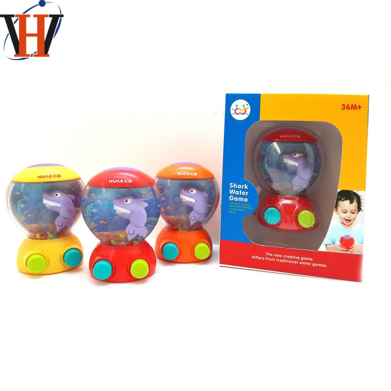 Funny baby toy plastic water game toy baby educational game