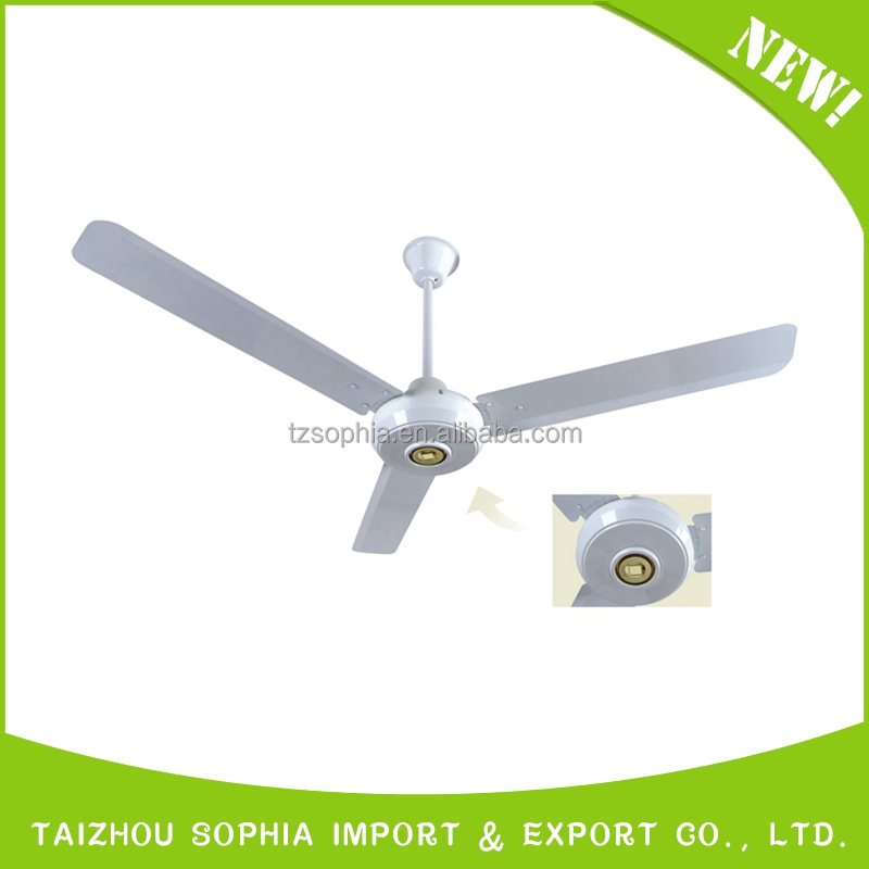 2016 brand new design no blade ceiling fan