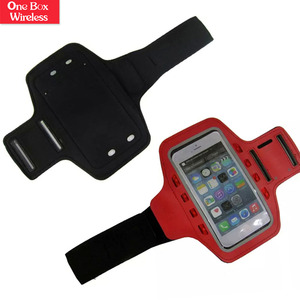 Wholesale Flash Armband with Bright Flashing Modes LED Sports Lights Armband for iPhone 6 5.5 Inch