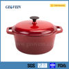 Fashionable mini casserole dish with handles Cast Iron casserole