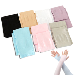 Wholesale Golf Compression Arm Sleeve Cycling Custom Sport Sleeve Bicycle Protective Gear For Driving