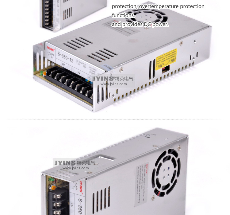 48v dc Power Supply S-350-48