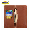 Flip Magnetic Genuine Leather Wallet Cellphone Universal Case,Universal Cellphone Case ,For All SmartPhone Case