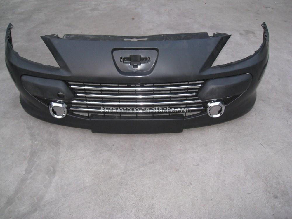 front bumper assy for peugeot 307 t63 - buy complete front bumper