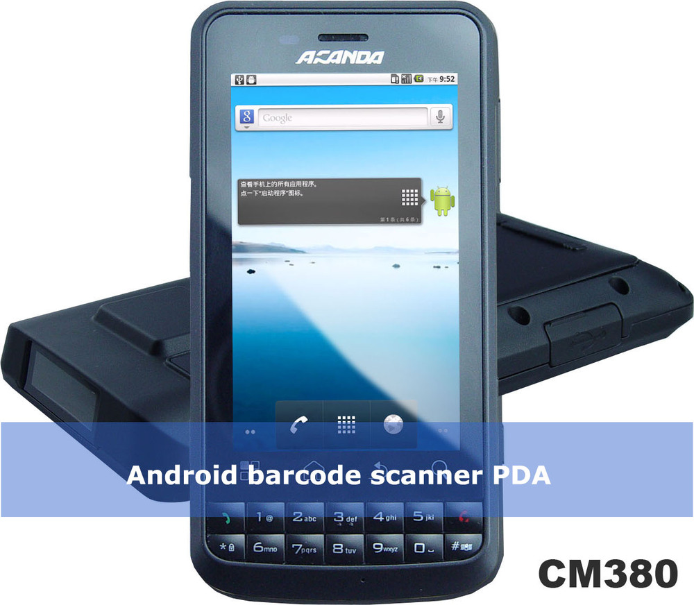 Cheap Price Android Pda Barcode Laser Scanner