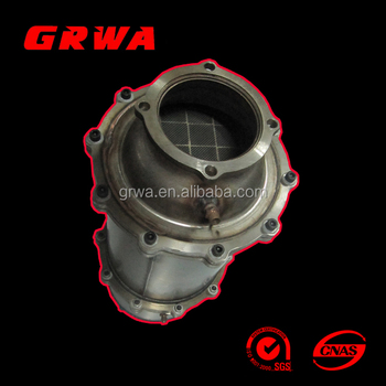 Diesel Particulate Filter catalytic converter