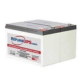 APC Smart-UPS 750 (SUA750US) - Brand New Compatible Replacement Battery Kit