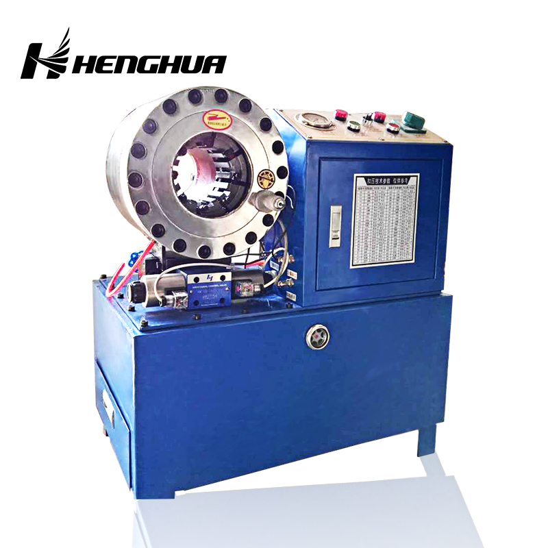 flexible hydraulic hose crimping machine dx68 automatic crimping machines