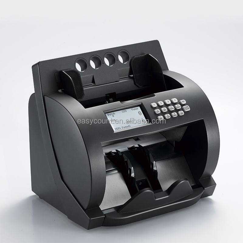 EC1000 Intelligent portable banknote counter money counter