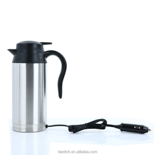 750ml Stainless Steel Automatic Shut-off 12V Car Electric Kettle